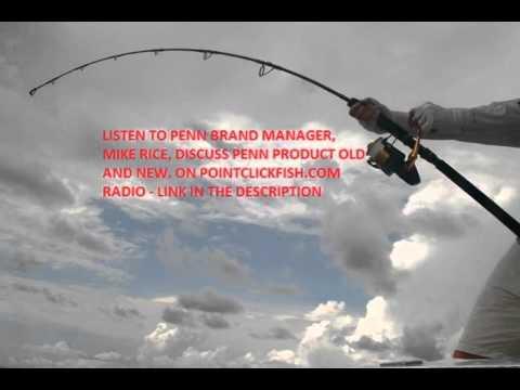 PENN on PointClickFish.com Radio