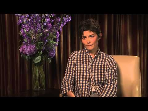 Audrey Tautou - Interview Chinese Puzzle and Mood Indigo