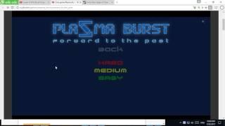 Plazma Burst Gameplay Part 1