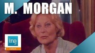Michèle Morgan, son 1er rôle au théâtre  en 1978 | Archive INA