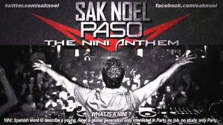 Sak Noel - Paso (The Nini Anthem) Promo Video - Audio Only -