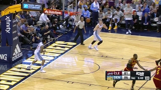 Quarter 3 One Box Video :Nuggets Vs. Cavaliers, 3/22/2017 12:00:00 AM