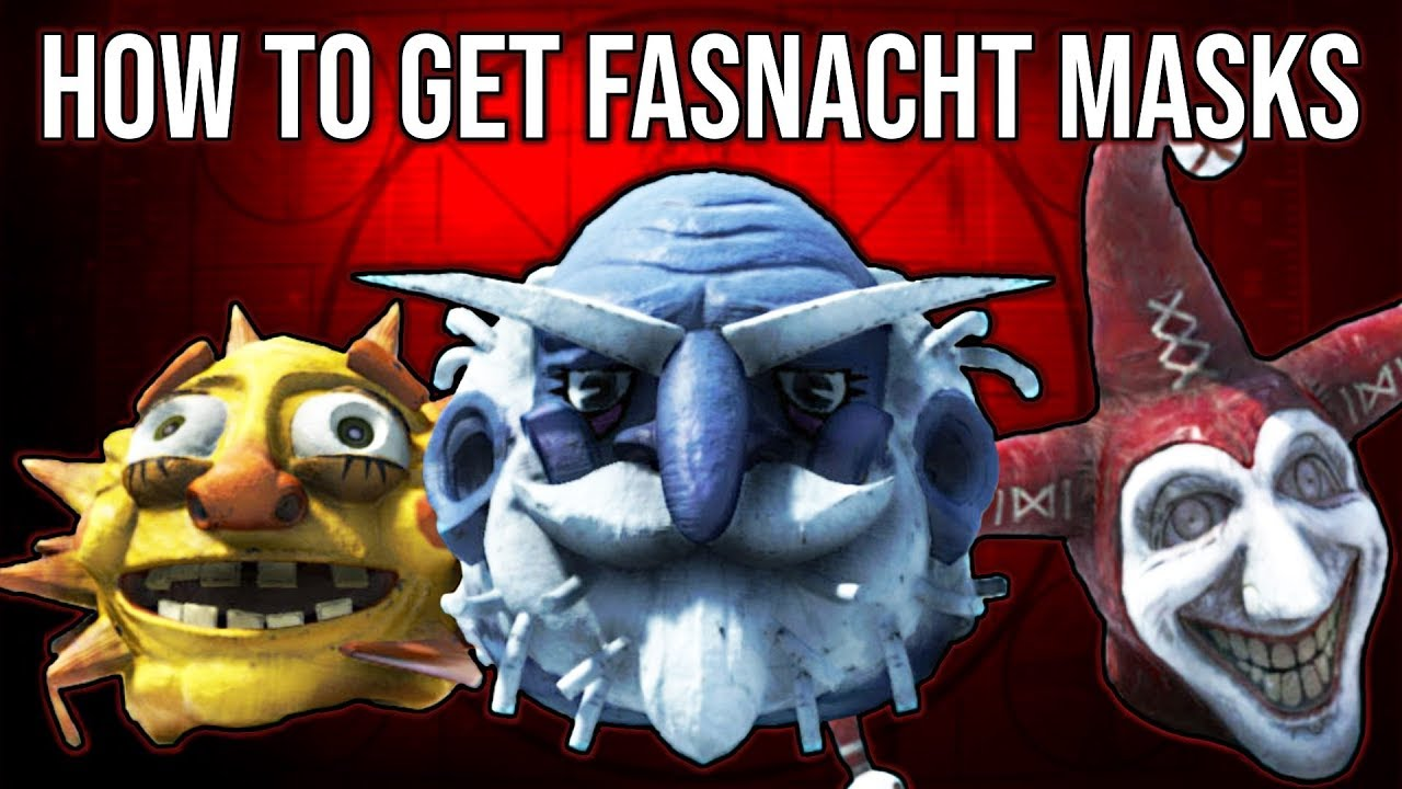How to Unlock Fasnacht Masks | Fasnacht Day Event | Fallout