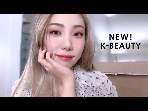 Trying New K-Beauty! Spring to Summer Makeup