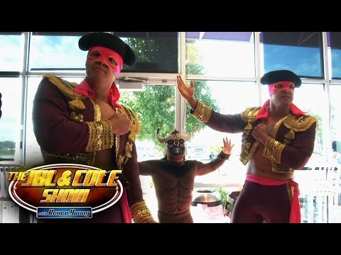 Los Matadores and Tensai on a Wrecking Ball  - The JBL & Cole Show Ep. #47