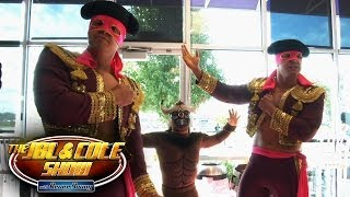 Los Matadores and Tensai on a Wrecking Ball  - The JBL & Cole Show Ep. #47
