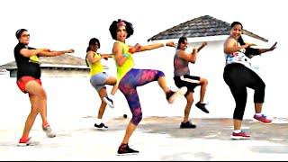 Menea La Pera by BIP (ZIN 51)   Zumba® Cardio Routine by Vijaya