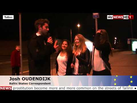 Sky News HD 1 + Thug Night Streets of Tallinn