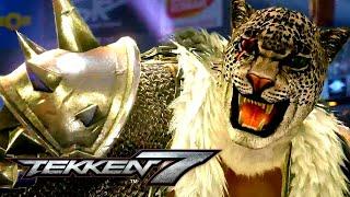 Tekken 7 - Armor King Official Gameplay Trailer | TWT 2018