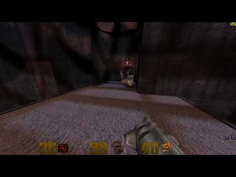 Quake 3: Bridge to rail