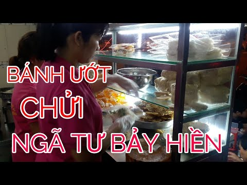 Bánh ướt NGƯỜI HOA Ở SÀI GÒN càng CHỬI càng đông |saigon travel Guide | saigon life.