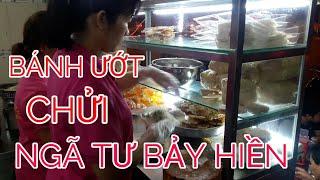 Bánh ướt NGƯỜI HOA Ở SÀI GÒN càng CHỬI càng đông  saigon travel Guide   saigon life.