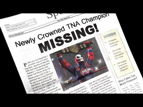 TNA IMPACT! Story Mode [PART 1]
