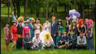 Свадебный флешмоб Сергея и Кристины