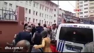 İstanbul'da okulda bomba paniği