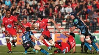 Heineken Cup 2013-14 Toulon vs Exeter Chiefs 14 Dec Full Match