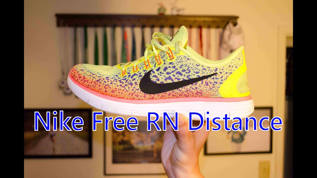 acheter populaire 39c70 6add1 Nike Free RN Distance Review