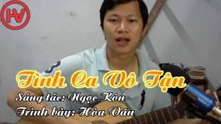 [Thánh Ca] Tình Ca Vô Tận - Ngọc Kôn - Hòa Văn Guitar Cover