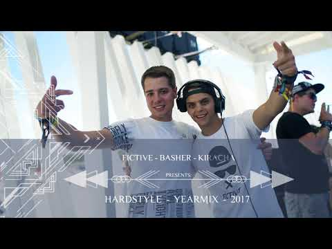 Fictive ft. Basher & Kiracha - Hardstyle Yearmix 2017