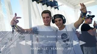 Fictive ft. Basher & Kiracha - Hardstyle Yearmix 2017