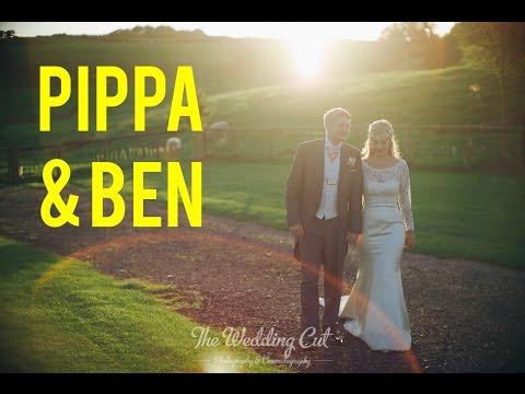 Kingscote Barn Wedding :: Ben & Pippa ::
