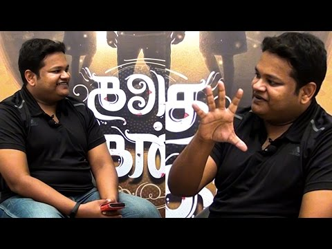 """My first salary was Rs as a Sales representative"" - Ghibran 