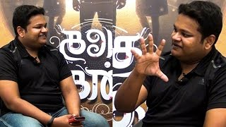 """My first salary was Rs.300 as a Sales representative"" - Ghibran 