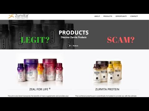 """""""Zurvita Scam"""" Review The Nightmarish Truth About Zurvita Complaints Zeal"""