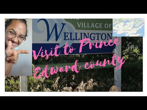 Visit To Prince Edward County