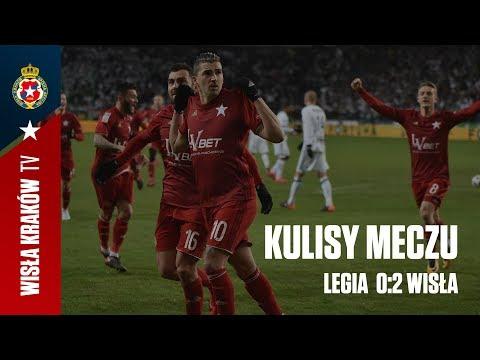 Historia! | Kulisy meczu z Legią