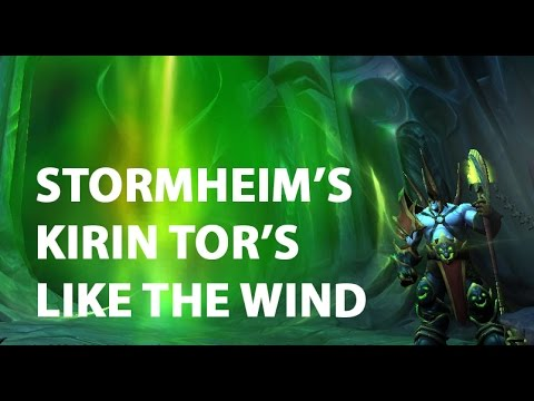 That One Time - Stormheim's Like the Wind