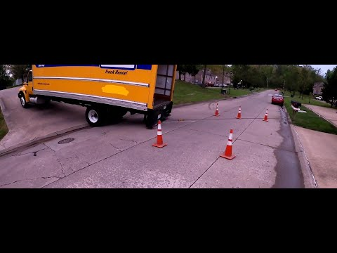 No Hill Too Steep???   Side-puller VS Box Truck