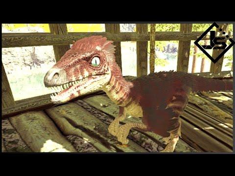 🐲 Ark Survival Evolved: S3E4: Troodon Baby and Troodon Massacre🐲