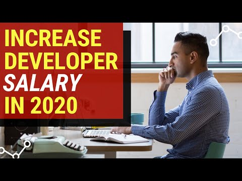 Software Engineer Salary In 2020 (secrets to be a well-paid developer)