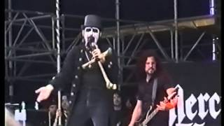 Mercyful Fate: Nightmare / Desecration Of Souls, live at Sweden Rock 1999