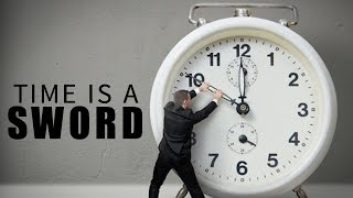 Time Is A Sword | Hamza Yusuf