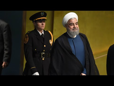 فرانس 24:US - At United Nations, Rouhani defends Iran nuclear deal against 'rogue newcomers'