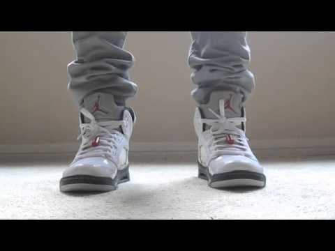 594c1f4c0c99 Jordan USA Olympic Independence 5 s (ON FEET) - YouTube