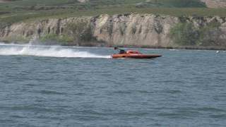 K Boat heat at Lake Ming 2015
