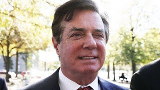 BREAKING: Mueller Stopping Negotiations With Manafort 2017 Video