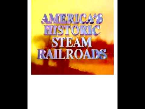 America's Historic Steam Railroads Track 7-The Engine Shop Theme