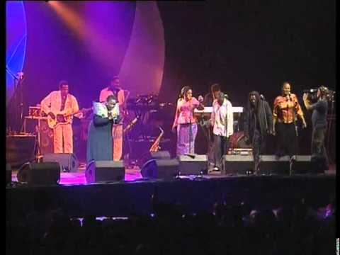 Miriam Makeba - Hapo Zamani (Live At The Cape Town International Jazz Festival 2006) OFFICIAL VIDEO