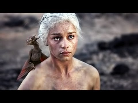 Game of Thrones S1 E10 Fire and Blood (Birth of dragons) 1080p