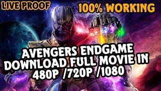 Avengers Endgame 2019 Download in HD full movie