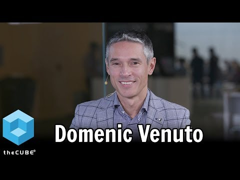 Domenic Venuto, The Weather Company | Samsung Developer Conference 2017
