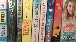 WHSmith Zoella Book Club Review (Round 1) | Janay Brazier