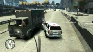 GTA IV - Transit Police at Work