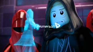 Lego Star Wars: the Padawan Menace Clip-Ian and the Dark Plans