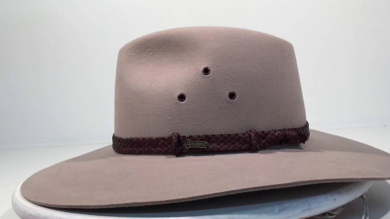 Akubra Riverina Hat