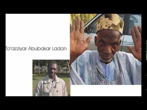 Wakokin Dr. Aliyu U. Tilde - Ta'aziyyar Abubakar Ladan